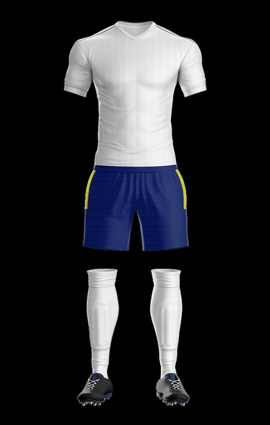 이탈리아 국가대표 어웨이 축구복 단체티
