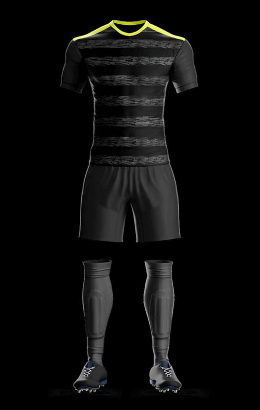 첼시 어웨이 축구복 단체티