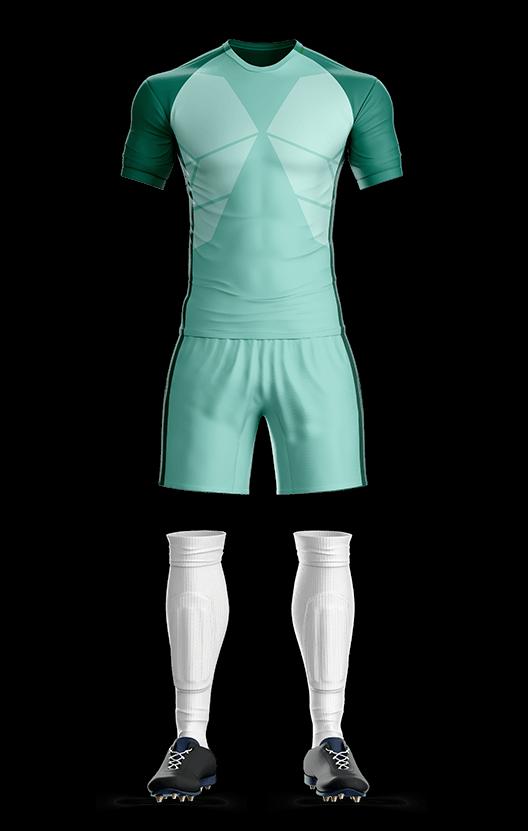 포르투칼 국가대표 어웨이 축구복 단체티