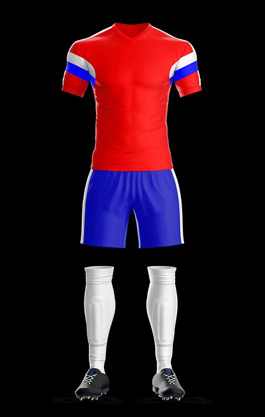 포스 레알 마드리드 져지 축구복 단체티