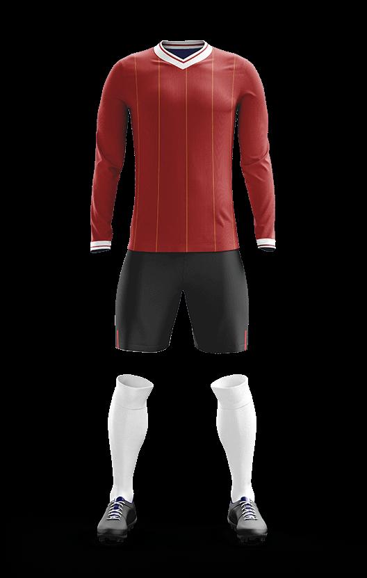 포스 리버풀 홈 축구복 단체티