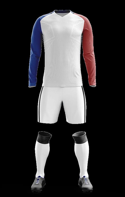 프랑스 어웨이 축구복