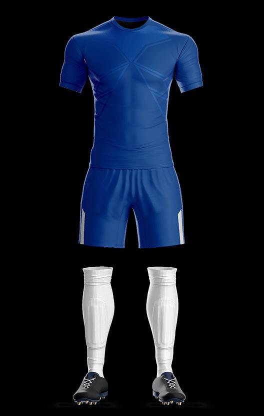 포스 첼시 홈형 축구복 단체티