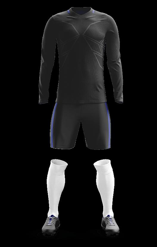 포스 아틀레티코 어웨이형 축구복 단체티