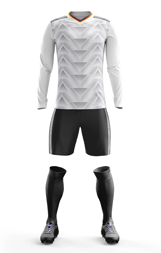 유투 독일 홈형 축구복 단체티