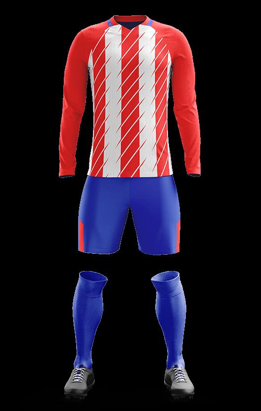 포스 AT마드리드 홈형 축구복 단체티