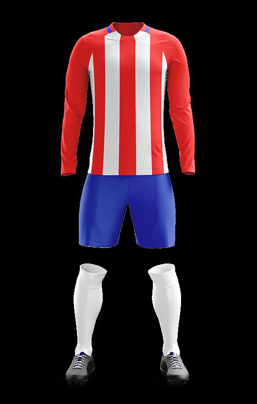 유투 아틀레티코 마드리드 홈형 축구복 단체티