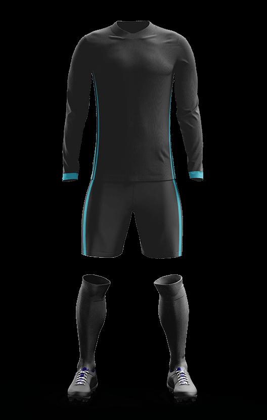 포스 레알 마드리드 어웨이형 축구복