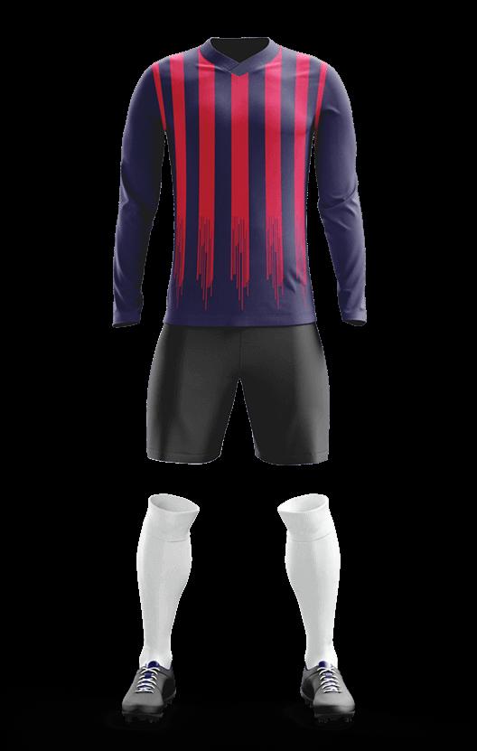 AC 밀란 홈 축구복