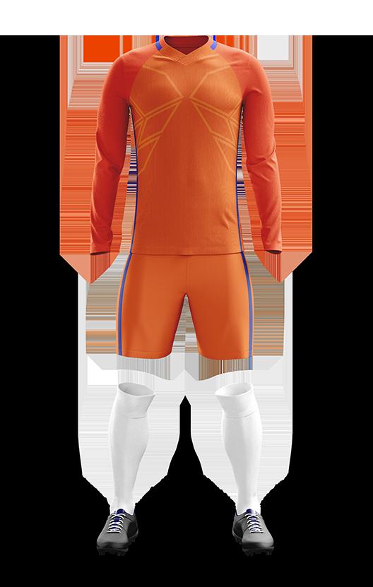 유투 네덜란드 홈형 축구복 단체티