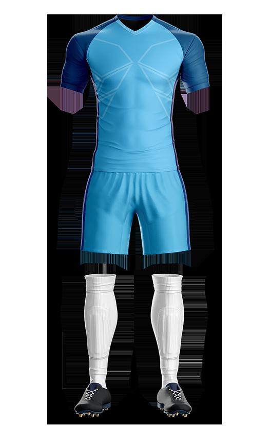 렉시 맨시티 홈형 축구복 단체티