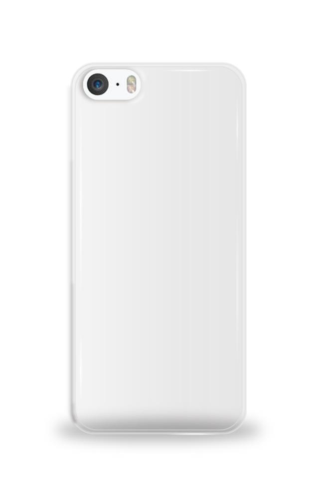 애플 iPhone 5 투명 하드 케이스 단체티