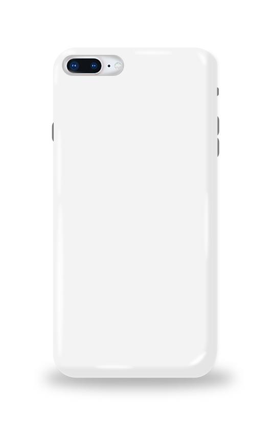 애플 iPhone 8 plus 유광 3D케이스 단체티