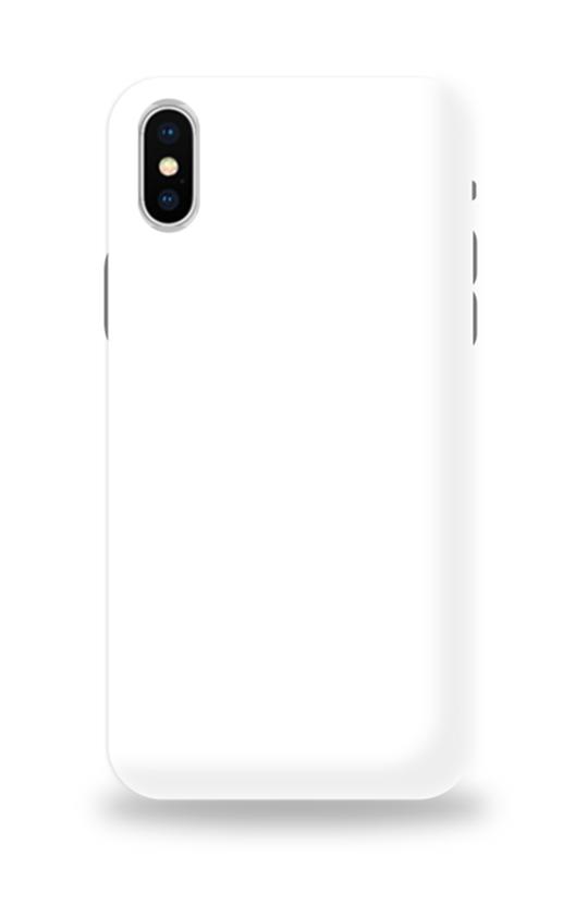 애플 iPhone X 무광 3D케이스 단체티