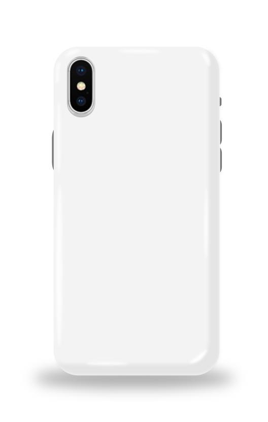 애플 iPhone X 유광 3D케이스 단체티
