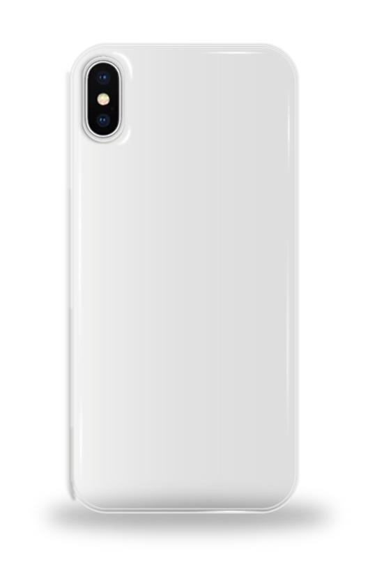 애플 iPhone X 젤리 케이스 단체티