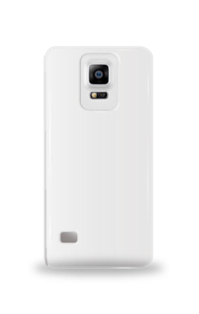 삼성 Note 4 투명 하드 케이스 단체티