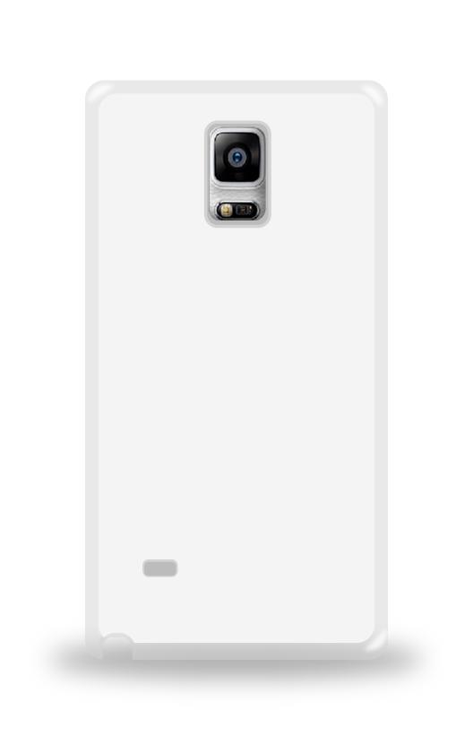 갤럭시 Note 4 플라스틱 케이스 단체티