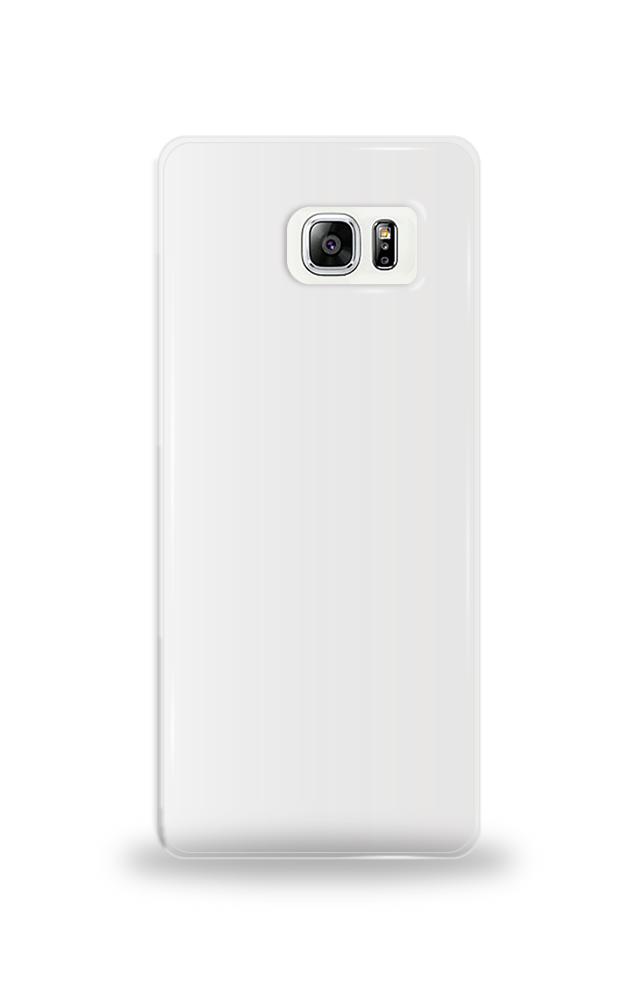 삼성 Note 5 투명 하드 케이스 단체티