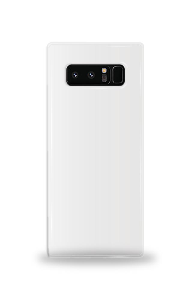 삼성 Note 8 투명 하드 케이스 단체티