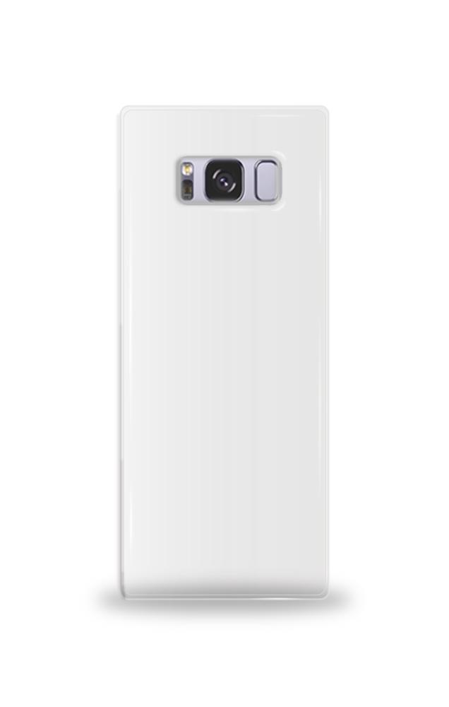 삼성 S8 plus 투명 하드 케이스 단체티