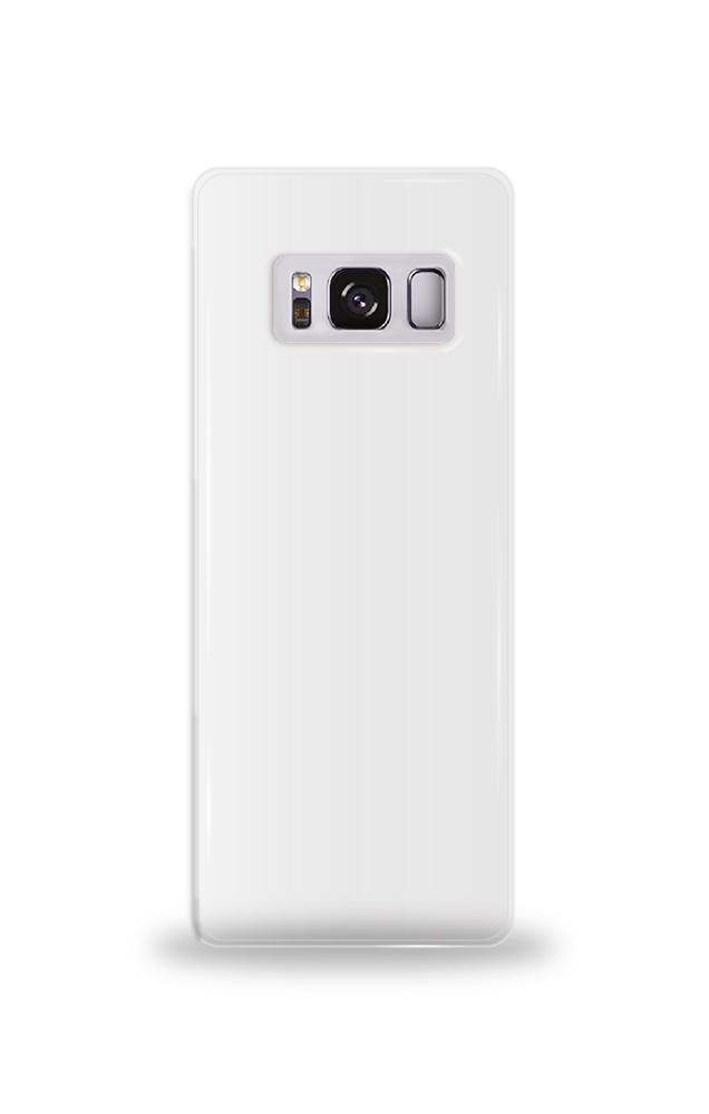 삼성 S8 투명 하드 케이스 단체티