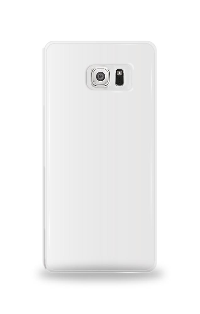삼성 S6 edge plus 투명 하드 케이스 단체티
