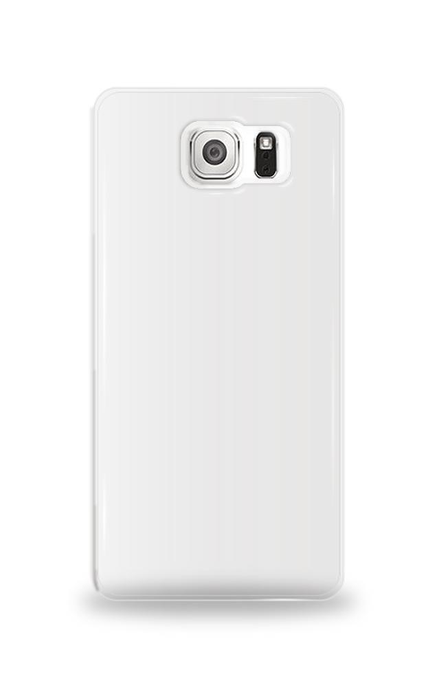 삼성 S6 edge 투명 하드 케이스 단체티