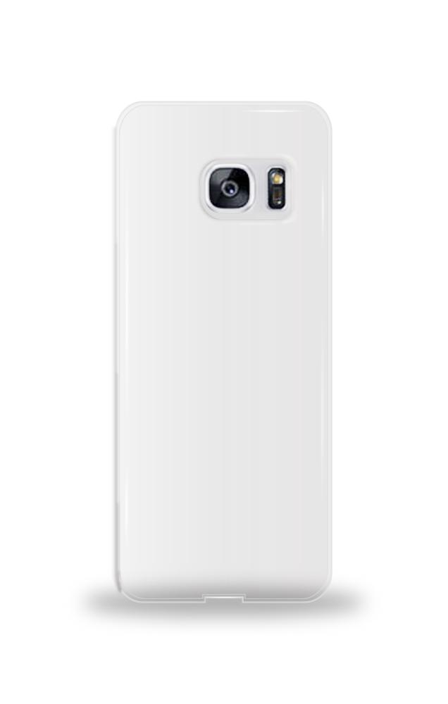 삼성 S7 edge 투명 하드 케이스 단체티