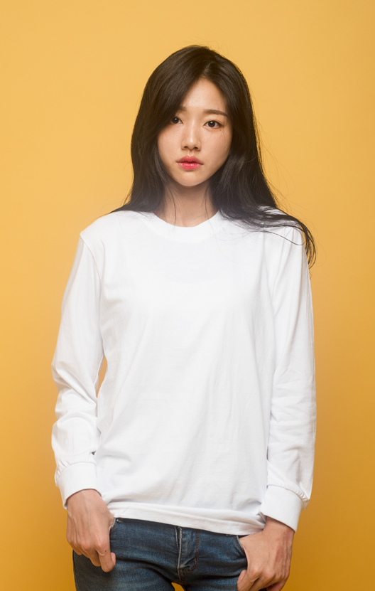 고급형 긴팔 티셔츠(14색)